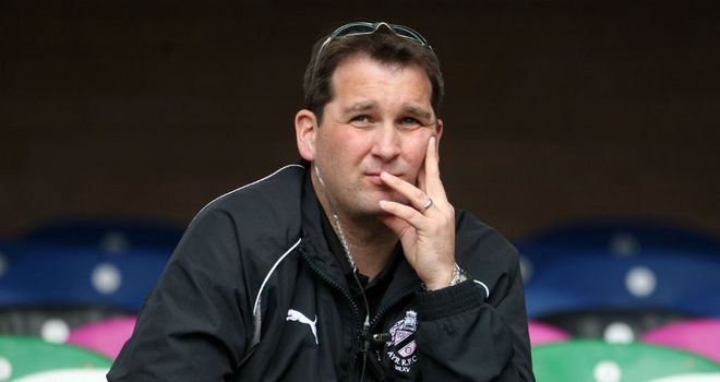 Kenny Murray: New Glasgow Warriors assistant coach