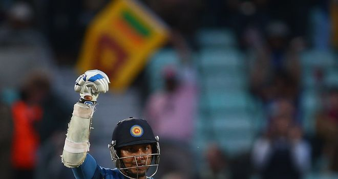 Kumar Sangakkara: Hit superb century in Sri Lanka victory