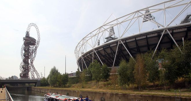 Olympic Stadium: New home for British athletes