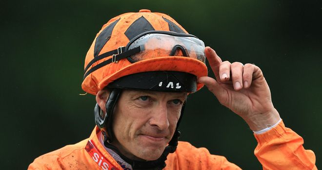 Richard Hughes: Ruled out of the Ebor at York