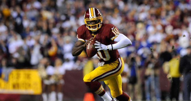 Robert Griffin III: Was the breakout star of the NFC East in 2012