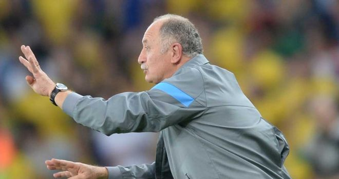 Luiz Felipe Scolari: Ready to make some changes
