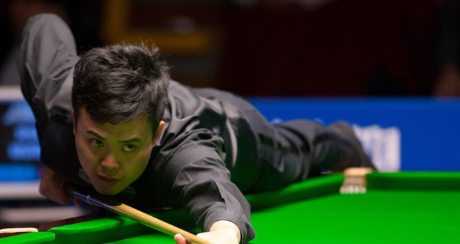 Marco Fu: Clinched the Australian Goldfields Open on Sunday with a 9-6 win over Robertson