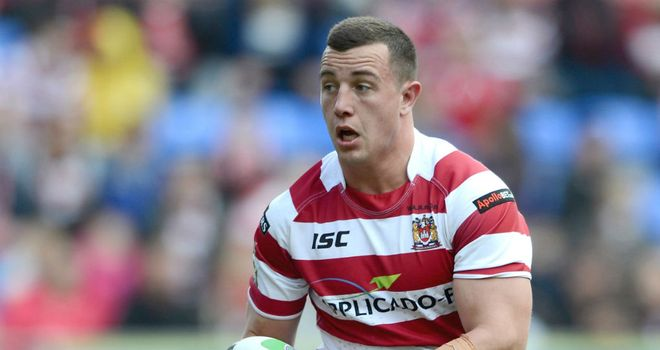 Chris Tuson: Wigan second row may not move to Wakefield as he had planned
