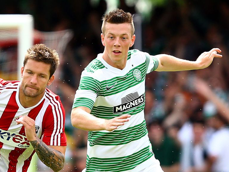 Callum McGregor: Signed for Magpies