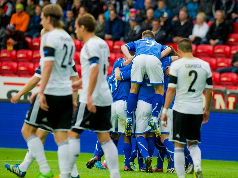 Rosenborg can get their revenge on St Johnstone