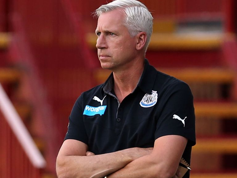 Pardew: After another signature