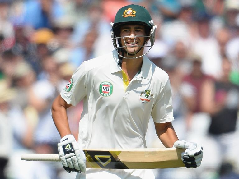 Ashton Agar: Made 98 with the bat