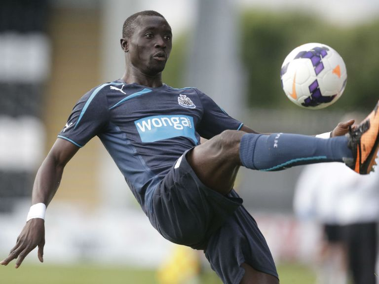 Papiss Cisse: Is yet to score this season