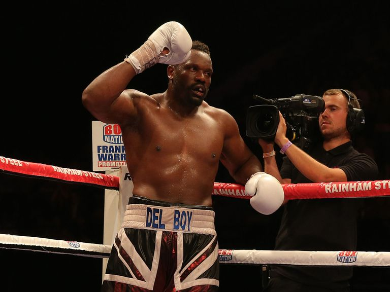 Dereck Chisora: In line for title fight
