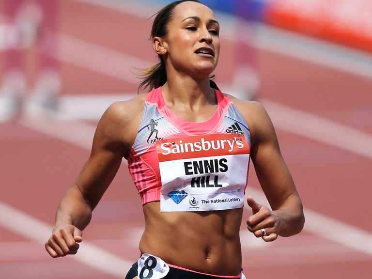 Jessica Ennis-Hill: Intends to be at Brazil in 2016