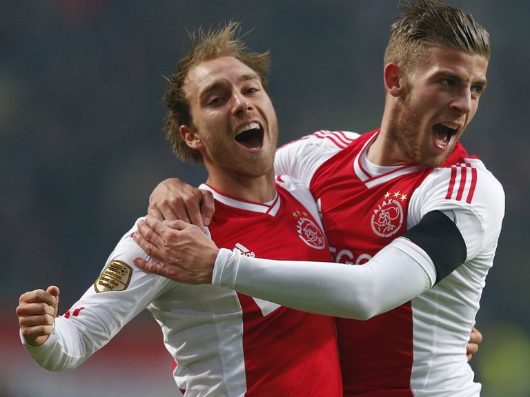 Christian Eriksen: One of Tottenham's top targets