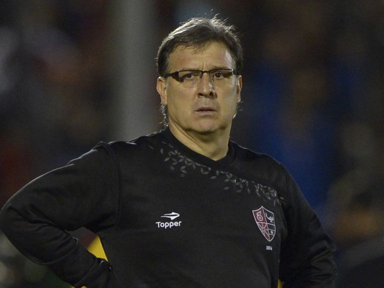 Gerardo Martino: Barcelona's new manager