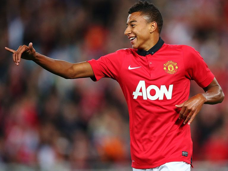 Jesse Lingard: Impressed while on tour with Manchester United