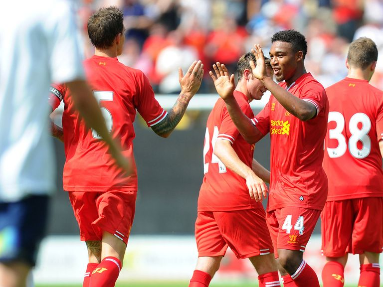 Jordon Ibe: 'I'm learning a lot'