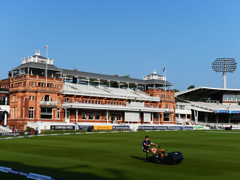 Lord's: Will host the first Test v Sri Lanka in 2014