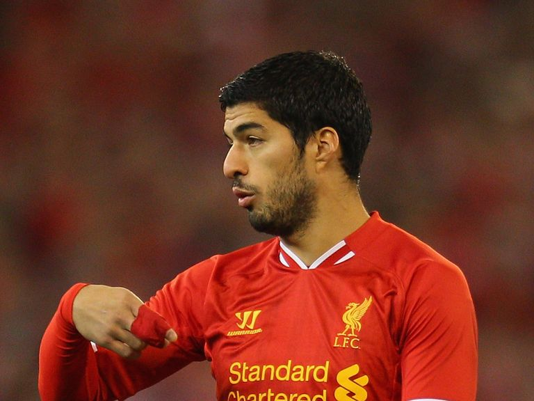 Suarez: Wanted by Arsenal