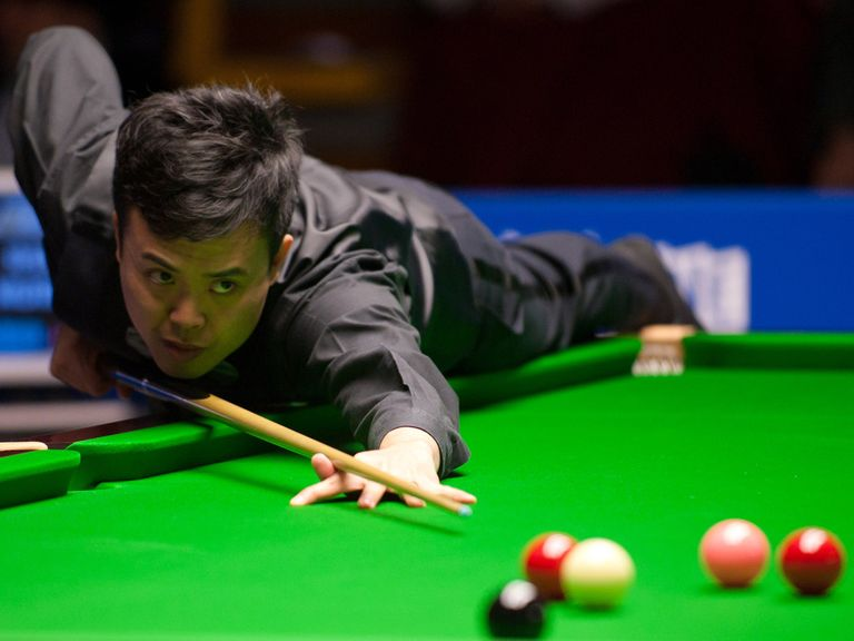 Marco Fu: Won a thriller against Neil Robertson