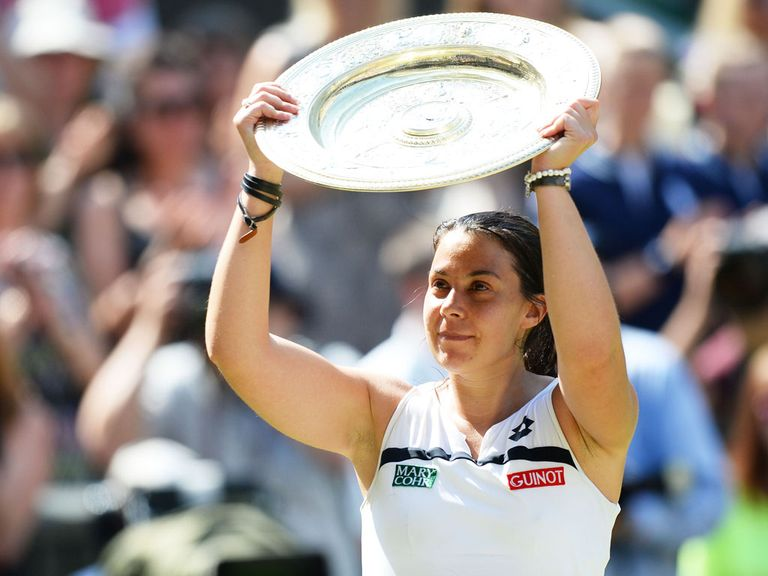 Marion Bartoli: Wimbledon champion is retiring at just 28