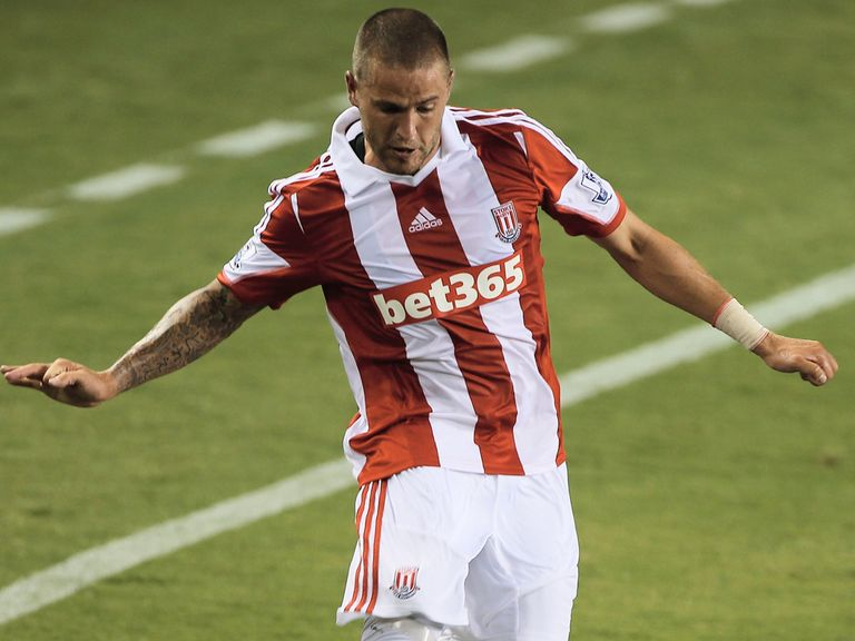Michael Kightly: Winger has joined Burnley on loan from Stoke