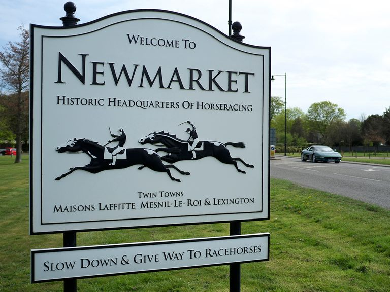 Products were seized at Moorley Farm East in Newmarket