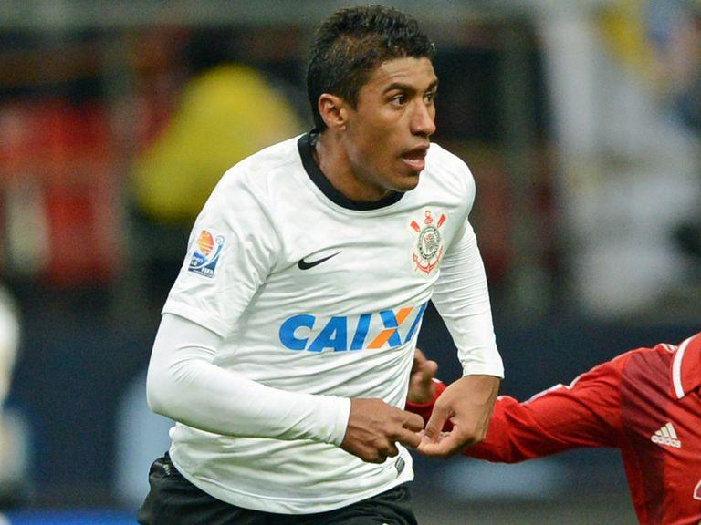 Paulinho: Tottenham signing