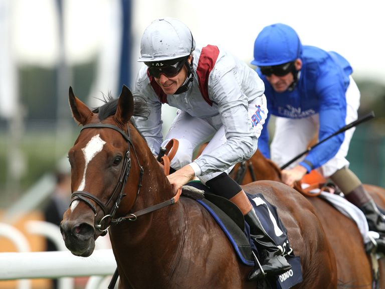 Toronado: Likely hot favourite for the Queen Anne