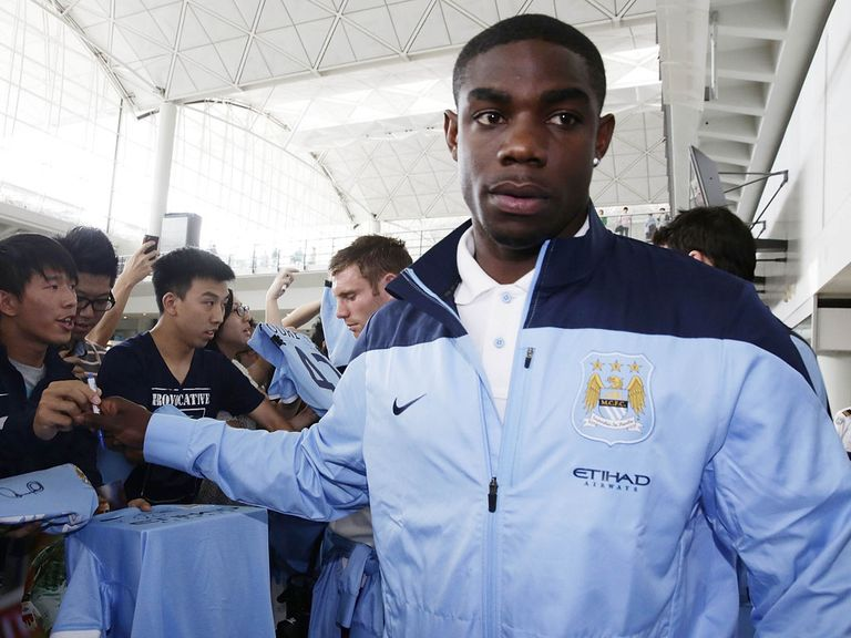 Micah Richards: Not worried about transfer talk
