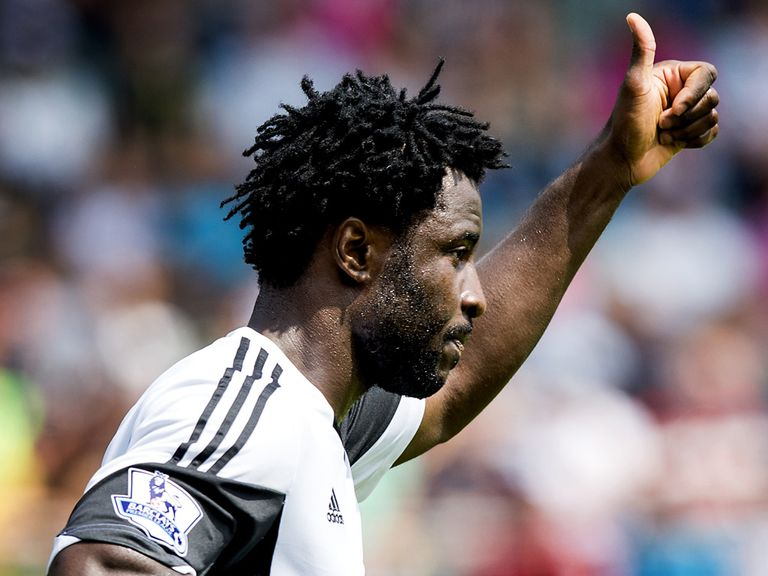 Swansea and Wilfried Bony can prove much the best