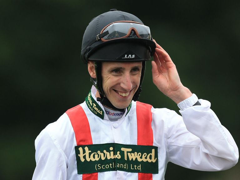 George Baker: Can do the job on Ruscello