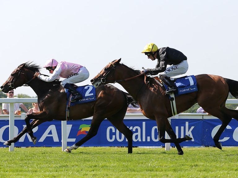 Caucus: Worth a bet at 7/1 to win the Goodwood Cup