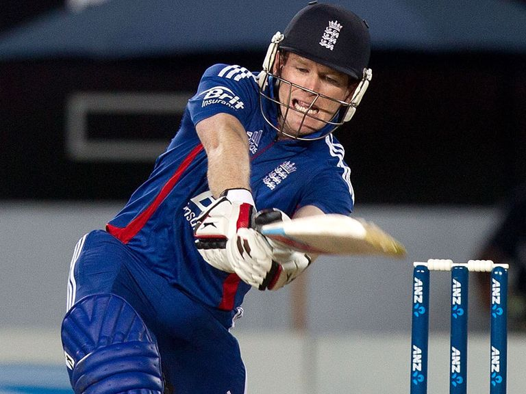 Eoin Morgan: Will capatin England against Ireland