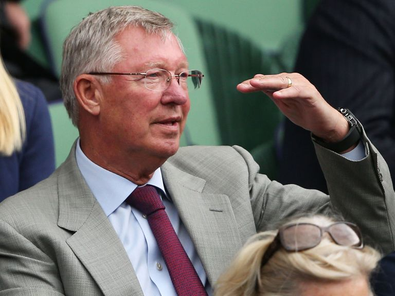 Sir Alex Ferguson: Honoured by Trafford Council