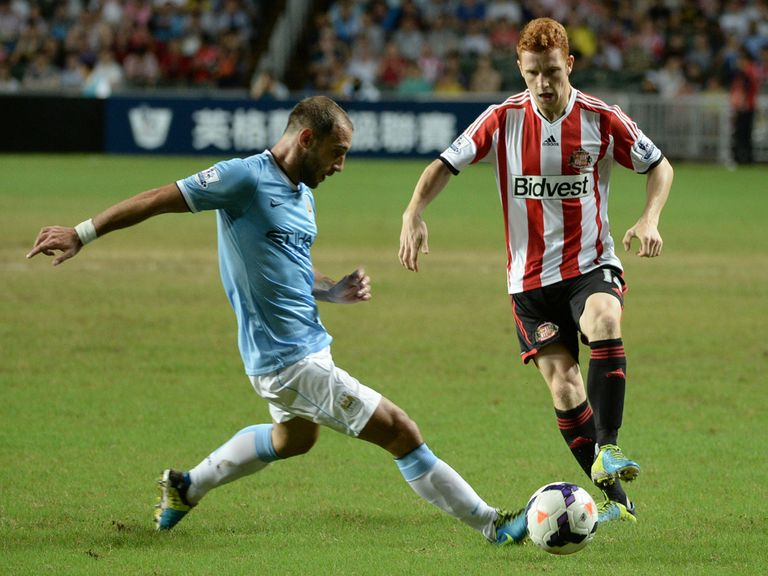 Manchester City and Sunderland clash in the League Cup final