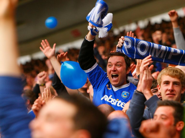 Will Portsmouth fans be celebrating this season?