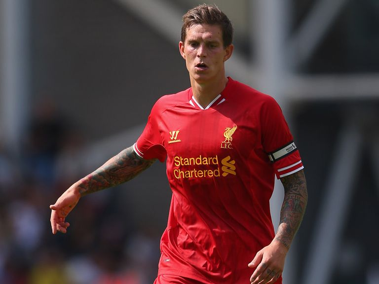 Daniel Agger: Promoted to vice-captain