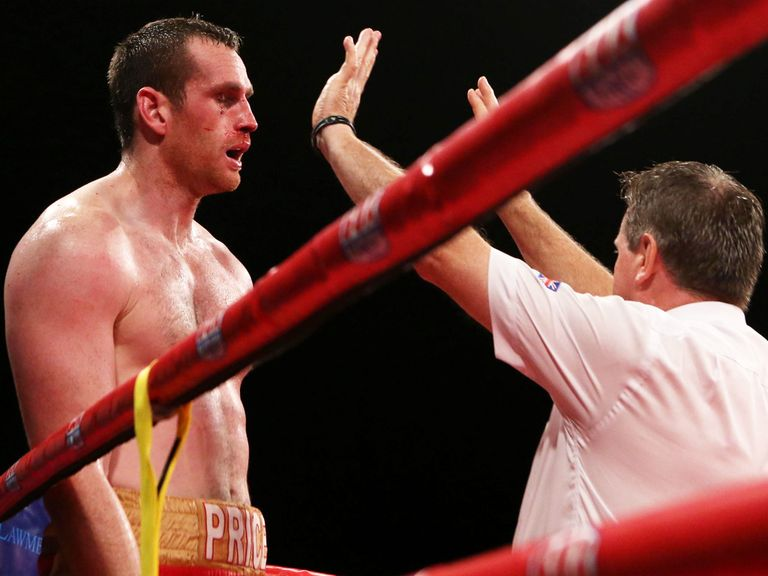 David Price: Looking to recover after two defeats to Tony Thompson
