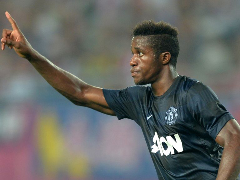 Wilfried Zaha: Good start to his Manchester United career