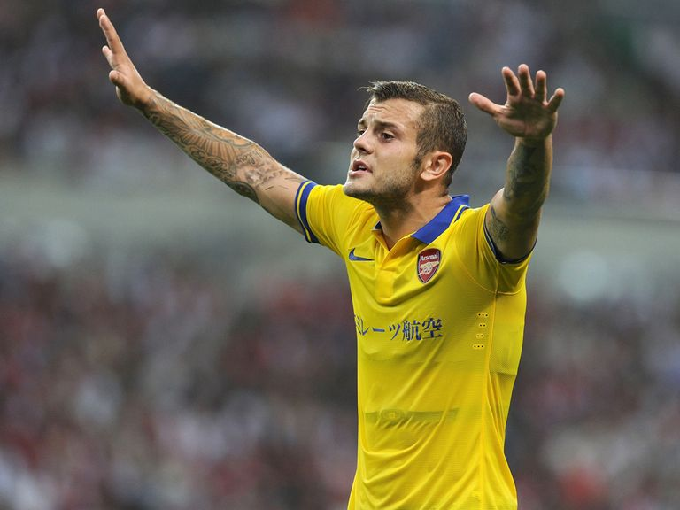 Jack Wilshere: Underwent surgery earlier this summer