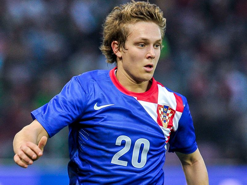Alen Halilovic - Croatia U21 | Player Profile | Sky Sports ...