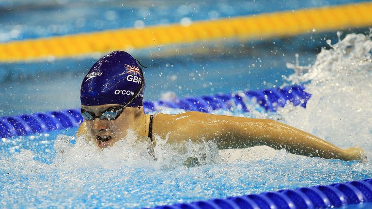Siobhan-Marie O'Connor: Claimed her second medal of the championships in the 100m IM