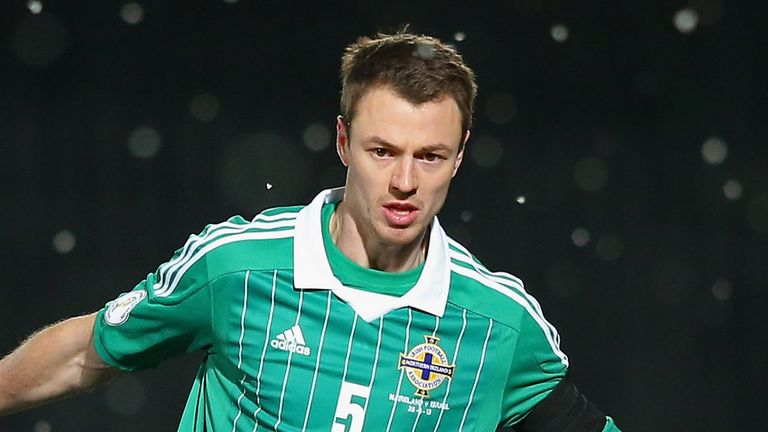 Jonny Evans: Confident that Northern Ireland are heading in the right direction