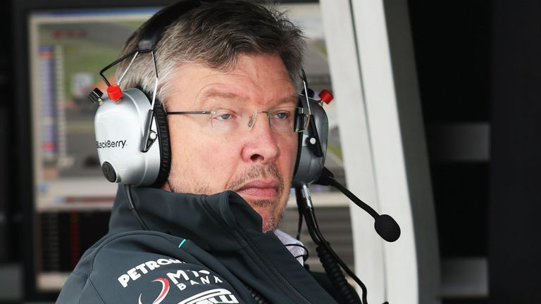 Ross Brawn: Says Mercedes aren't quite there yet with reliability