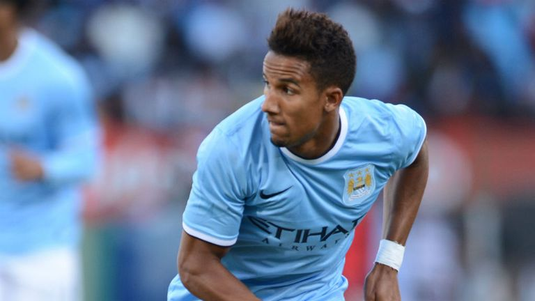 Manchester City winger Scott Sinclair closes on Albion move