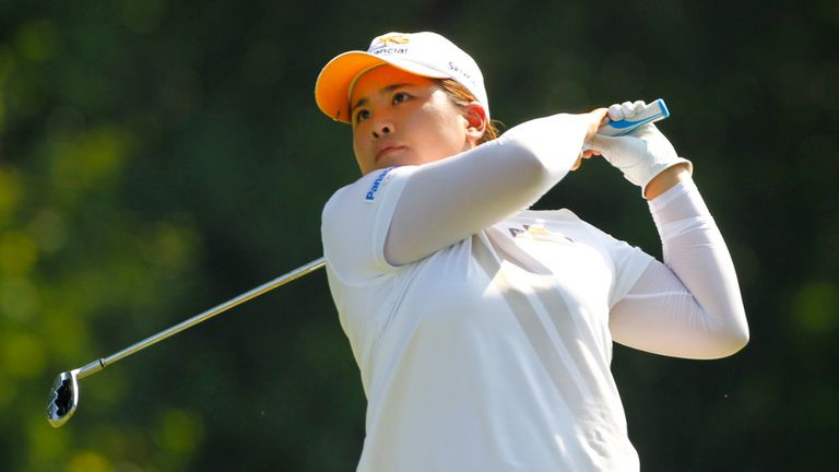 Inbee Park: has won three of the season's four majors so far