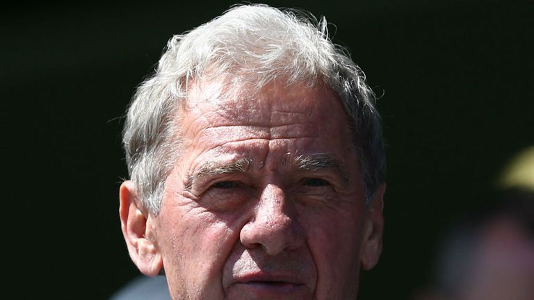 Milan Mandaric: Says there has been big interest in Wednesday job