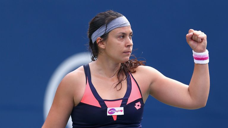 Marion Bartoli: The Wimbledon champion has softened her stance on a possible comeback