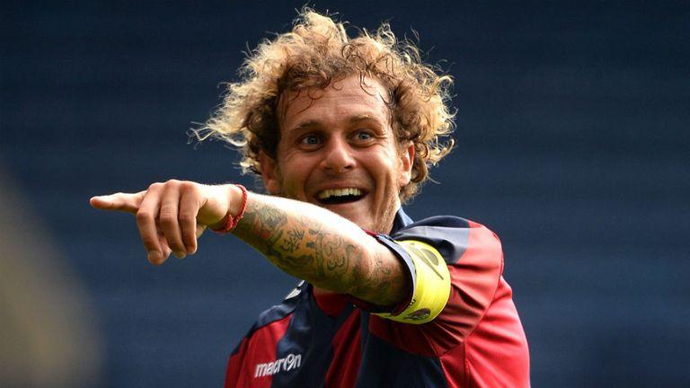 Alessandro Diamanti: Loving his time at Bologna