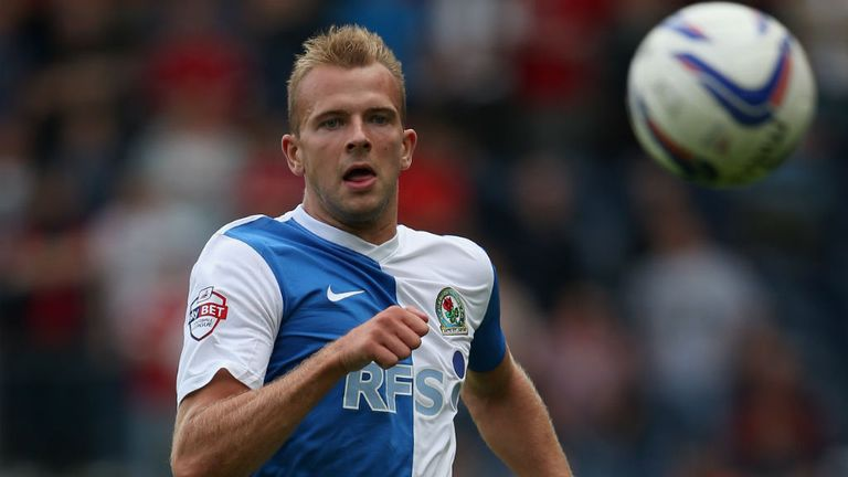 Jordan Rhodes: Hit the winner for Rovers
