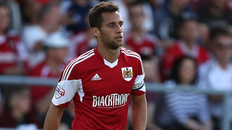 Matt thinks Bristol City's Sam Baldock will score bundles in League One